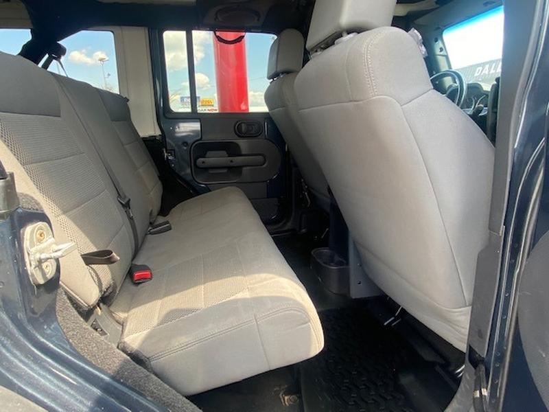 Jeep Wrangler 2008 price $18,499