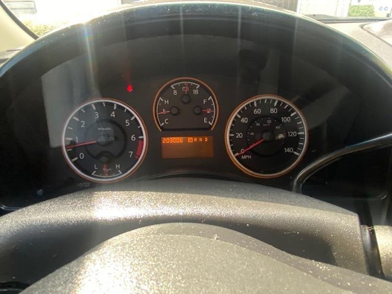 Nissan Titan 2008 price $6,999