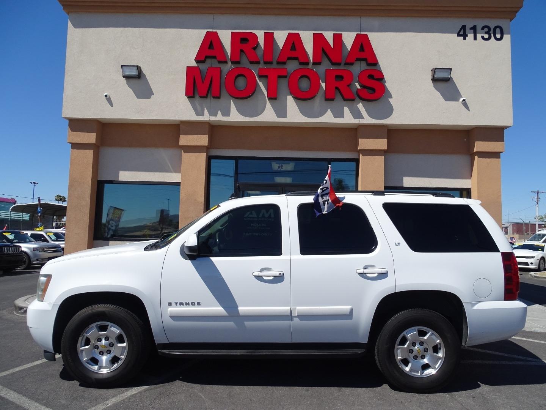 2008 Chevrolet Tahoe 2wd 4dr Ls Ariana Motors Dealership In Las Vegas