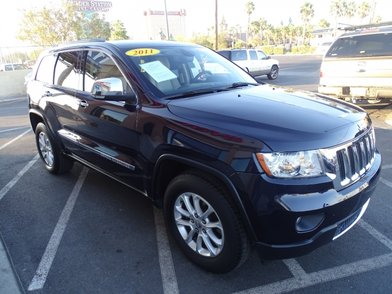 Jeep Grand Cherokee 2011 price $12,995