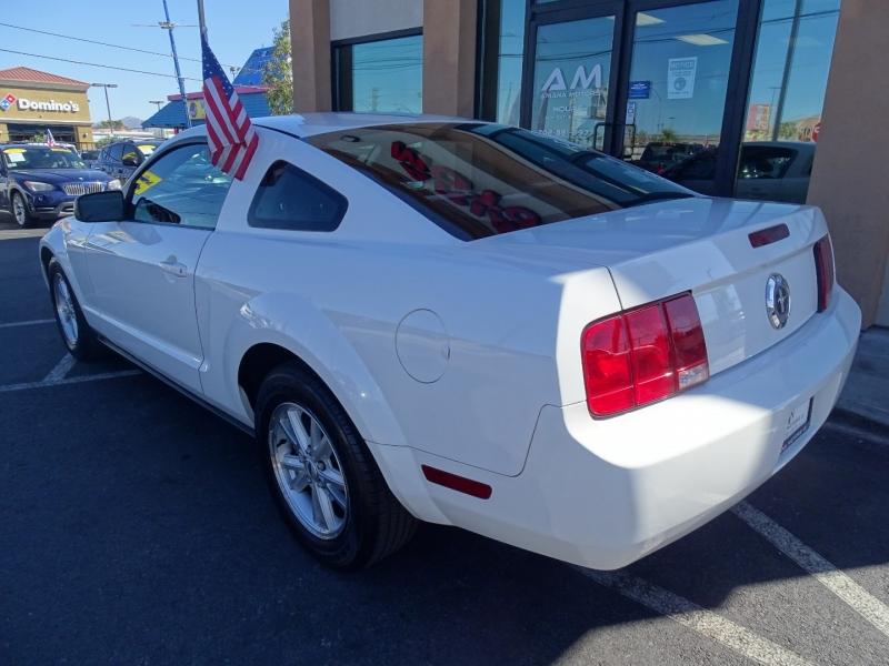 Ford Mustang 2007 price $9,495