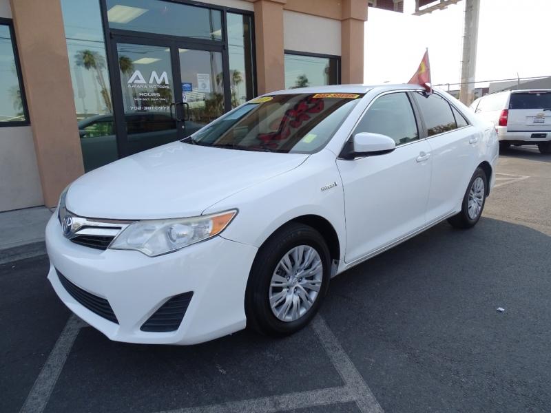 Toyota Camry Hybrid 2012 price $12,995