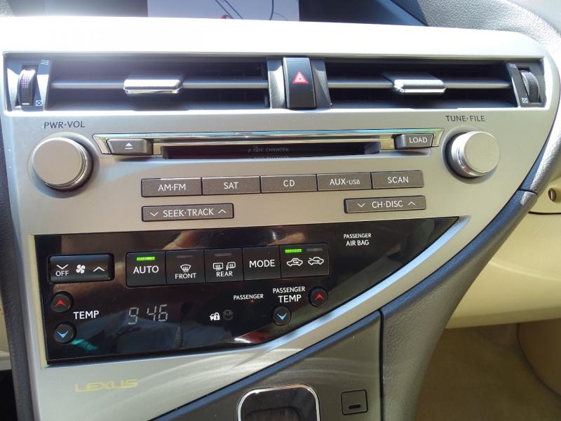 Lexus RX 350 2012 price $15,995