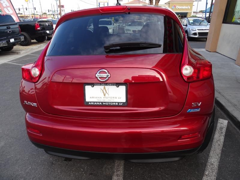 Nissan JUKE 2014 price $11,995
