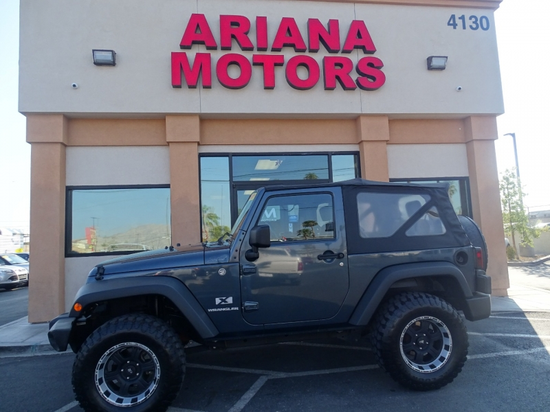 Jeep Wrangler 2007 price $16,995