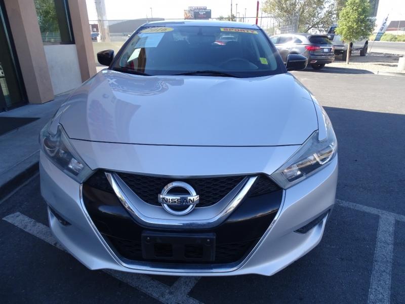 Nissan Maxima 2016 price $18,495