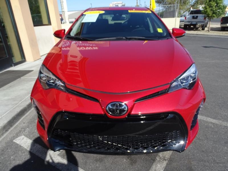 Toyota Corolla 2018 price $17,995