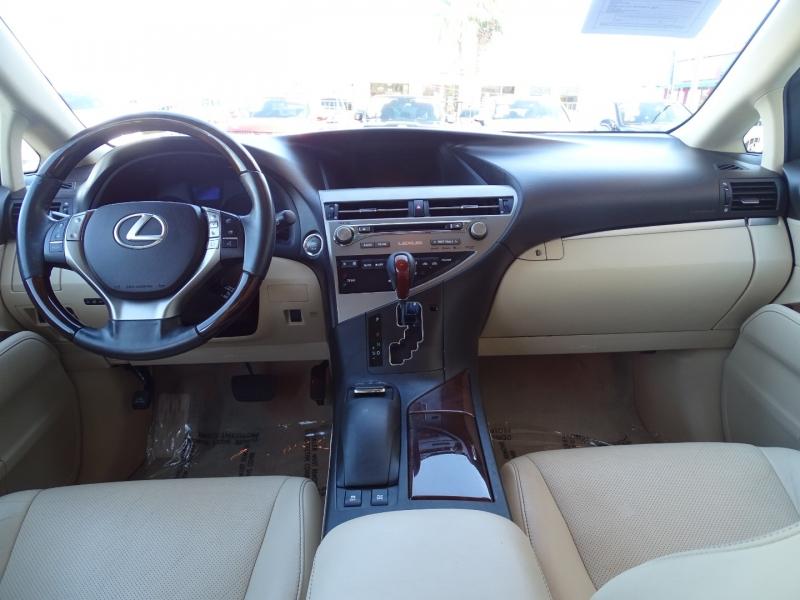 Lexus RX 350 2015 price $24,995