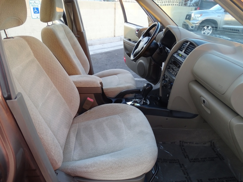Hyundai Santa Fe 2005 price $7,995