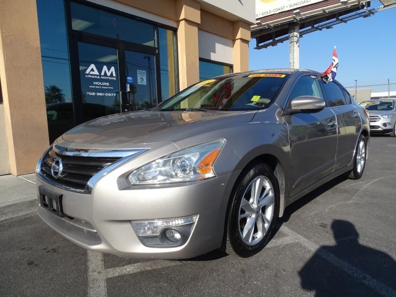 Nissan Altima 2013 price $11,495