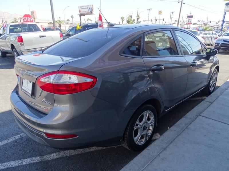 Ford Fiesta 2014 price $6,995