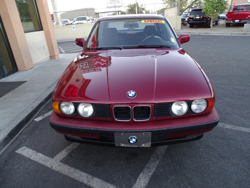 BMW 5-Series 1992 price $2,995