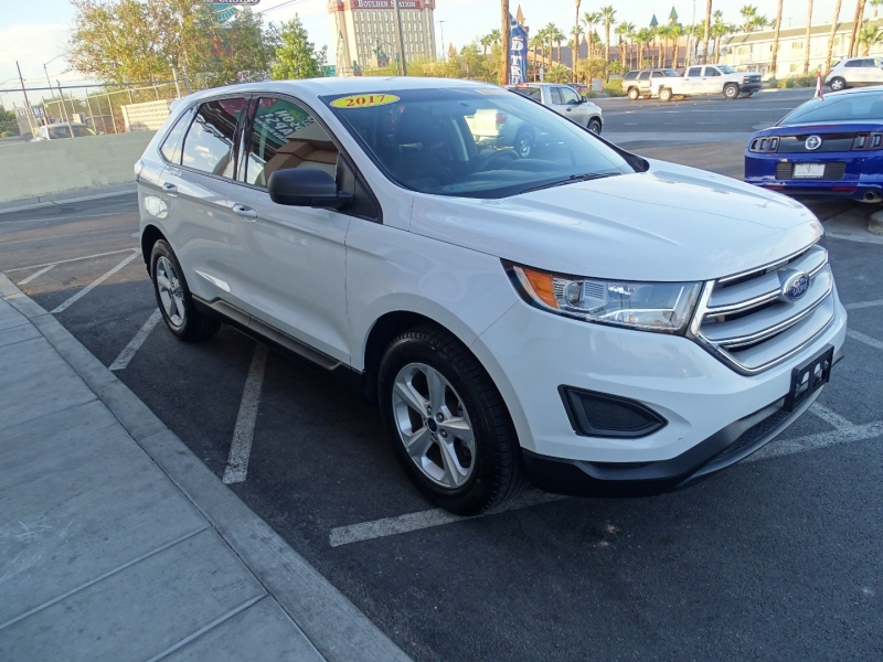 Ford Edge 2017 price $16,995