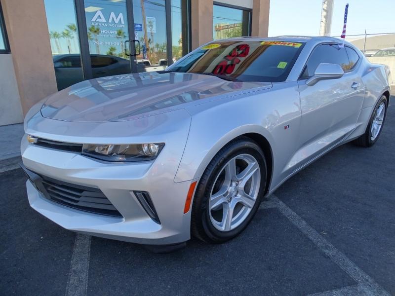 Chevrolet Camaro 2017 price $19,995