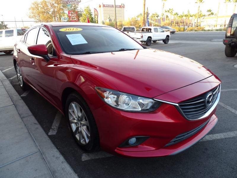 Mazda Mazda6 2015 price $11,995