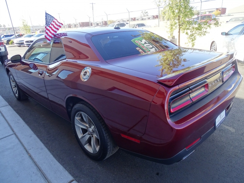 Dodge Challenger 2018 price $20,995