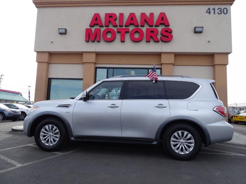 Nissan Armada 2017 price $24,995