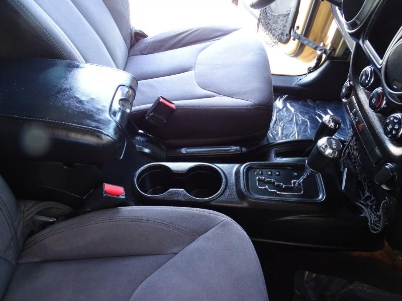 Jeep WRANGLER 2014 price $20,999