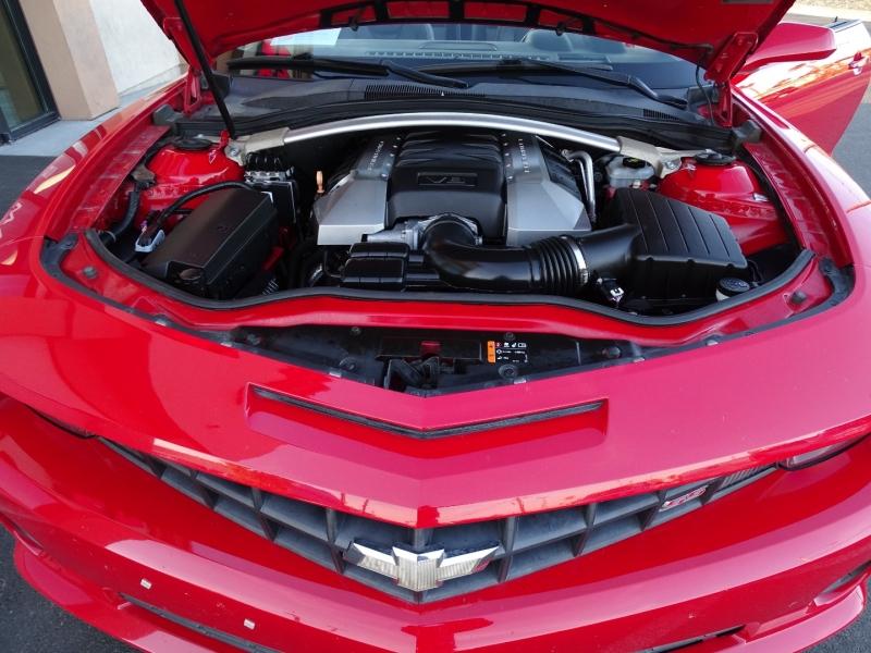 Chevrolet Camaro 2011 price $15,995