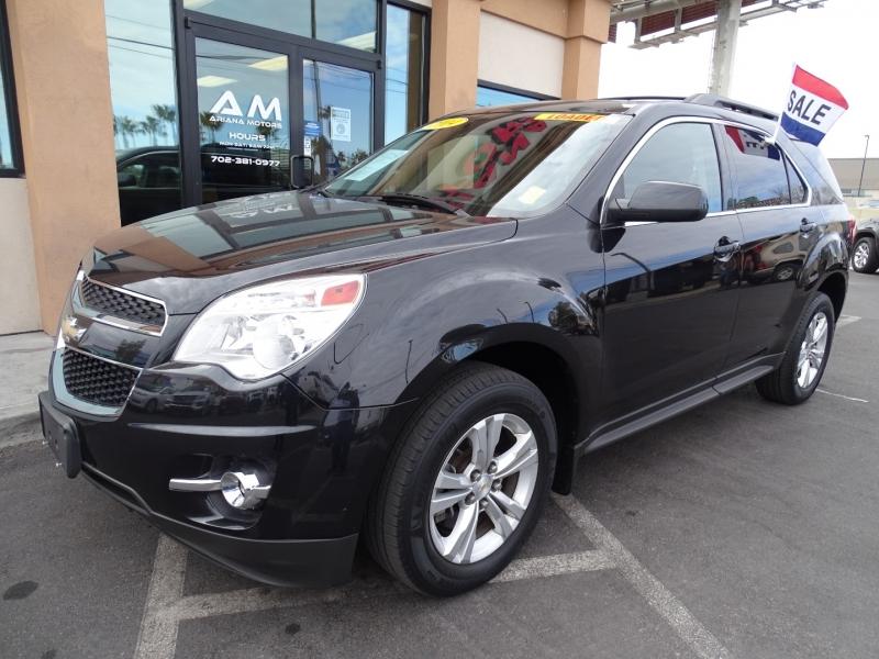 Chevrolet EQUINOX 2014 price $11,995