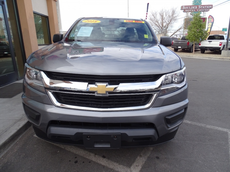 Chevrolet COLORADO 2018 price $19,995