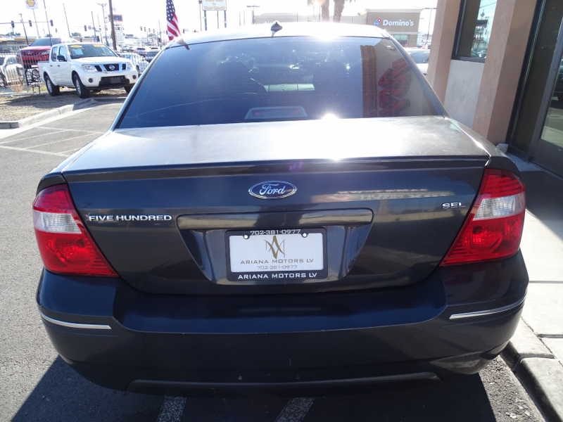 Ford FIVE HUNDRED 2007 price $4,995