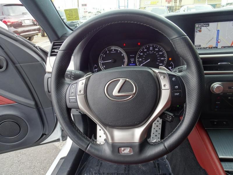 Lexus GS 2015 price $25,999