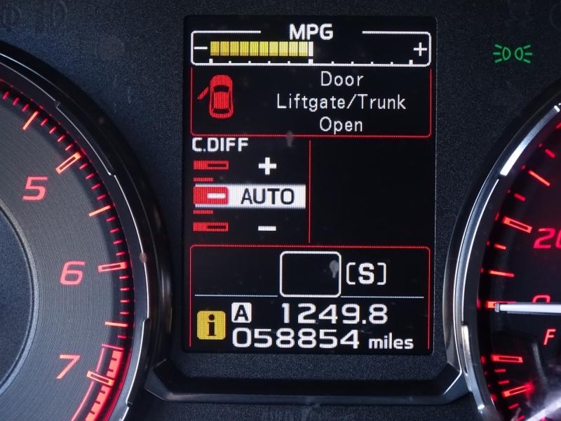 Subaru WRX STI 2015 price $25,995
