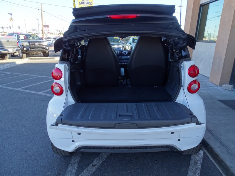 Smart FORTWO 2013 price $6,995