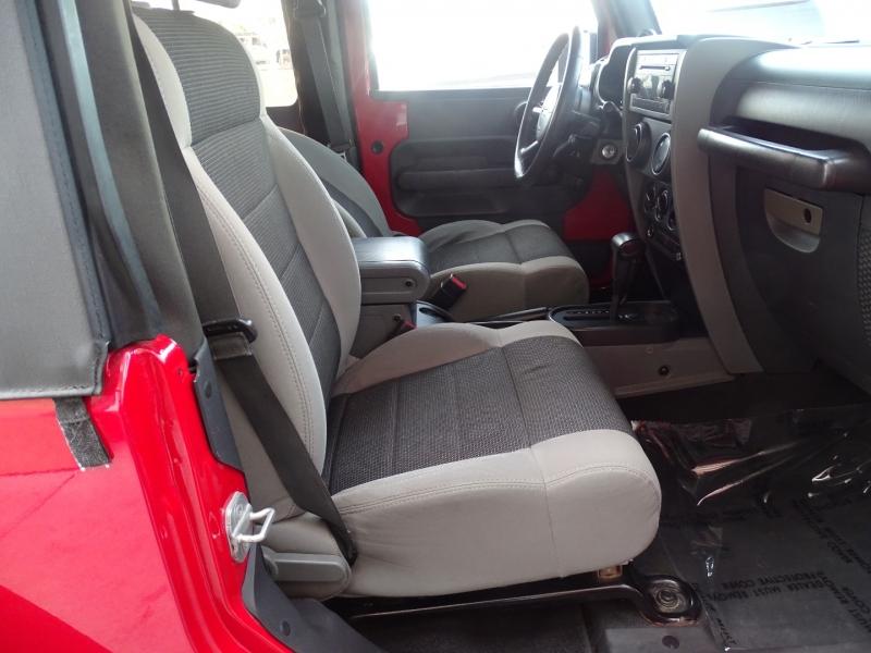 Jeep Wrangler 2007 price $16,995