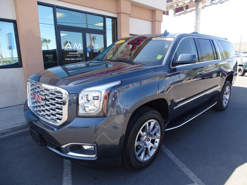 GMC Yukon XL 2019 price $54,995