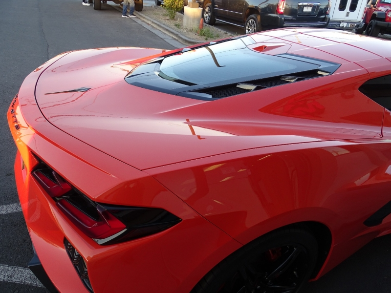 Chevrolet Corvette 2021 price $109,995