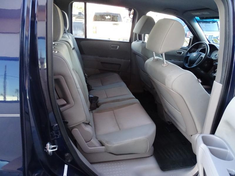 Honda Pilot 2013 price $13,495