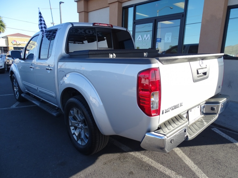 Nissan Frontier 2019 price $26,995