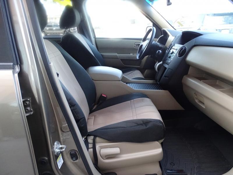 Honda Pilot 2010 price $14,495