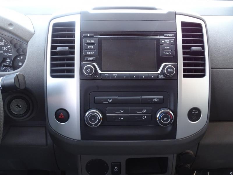 Nissan Frontier 2015 price $21,995