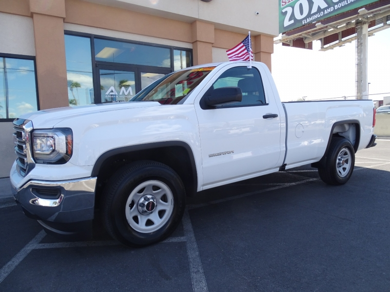 GMC Sierra 1500 2017 price $25,995