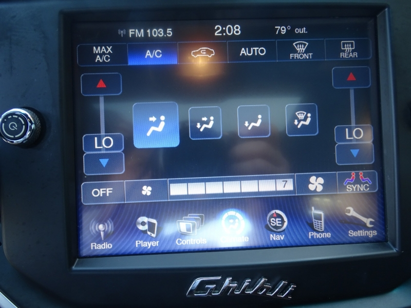 Maserati Ghibli 2014 price $29,995
