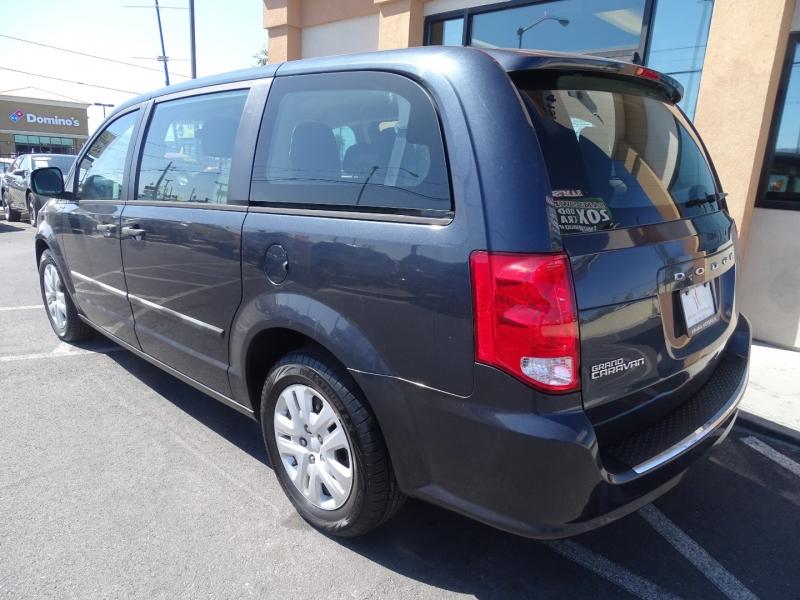 Dodge Grand Caravan 2014 price $13,995