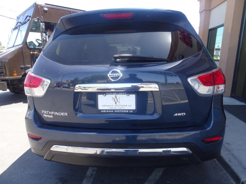 Nissan PATHFINDER 2014 price $16,995