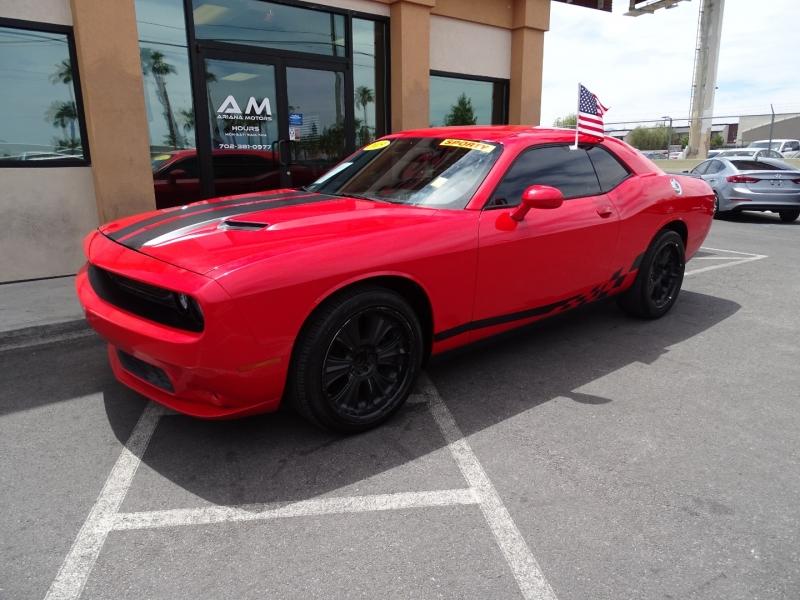 Dodge CHALLENGER 2015 price $20,995
