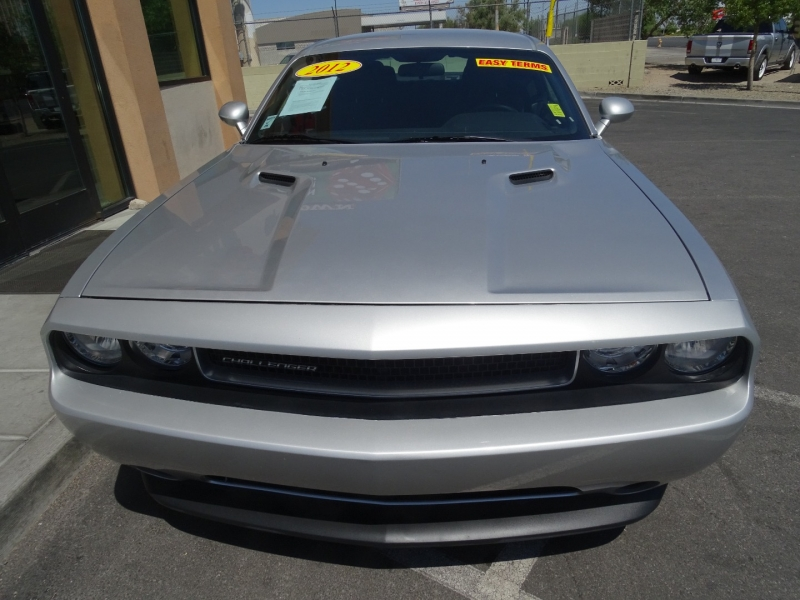 Dodge Challenger 2012 price Call for Pricing.