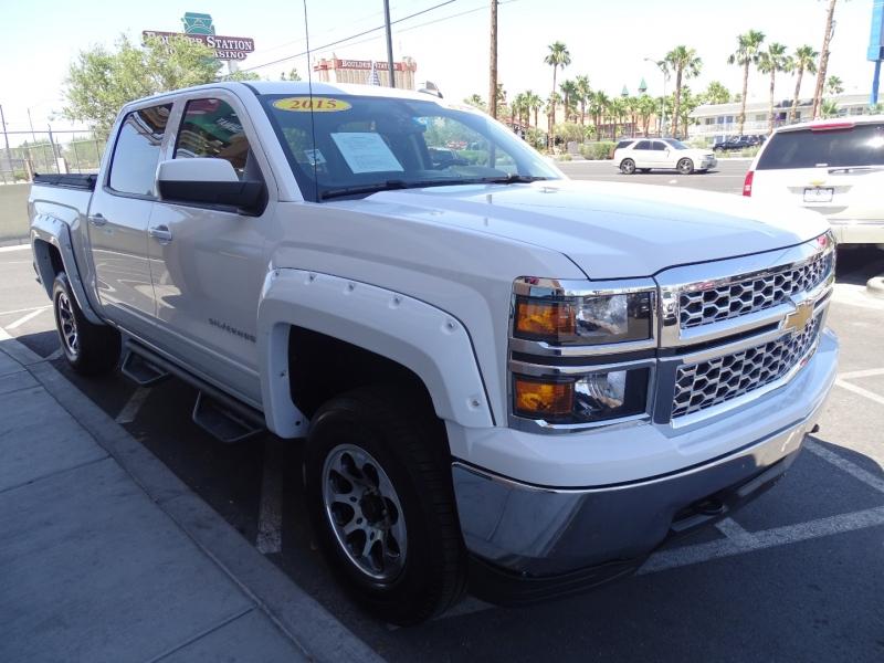 Chevrolet Silverado 1500 2015 price $29995
