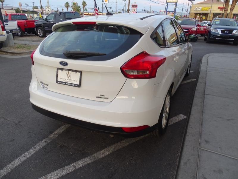 Ford FOCUS 2016 price $10,395