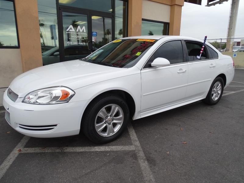 Chevrolet Impala 2013 price $10,465