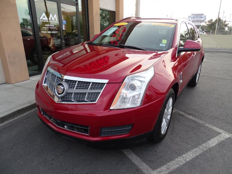 Cadillac SRX 2012 price $17,995