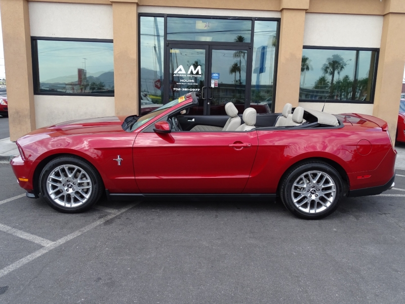 Ford MUSTANG 2012 price $14,495
