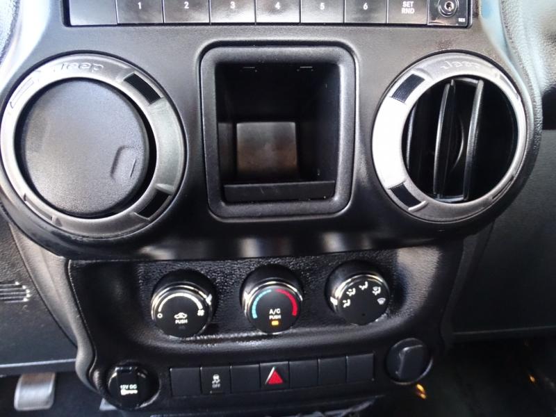 Jeep Wrangler 2013 price $22,495