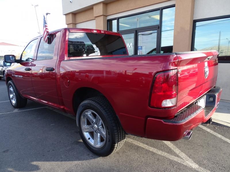 RAM 1500 2012 price $21,995