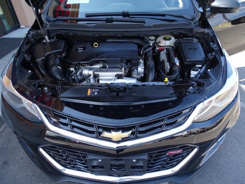 Chevrolet Cruze 2018 price $12,995